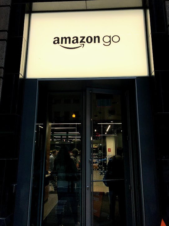 Amazon Go Opens In Chicago