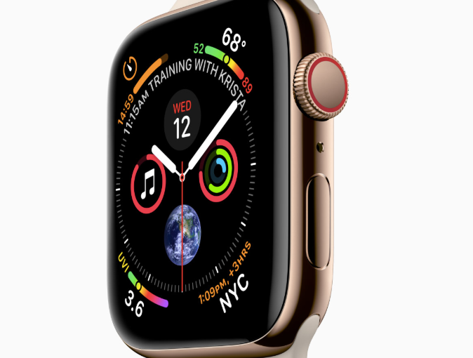 Thoughts on the Apple Watch Series 4; Or, What Even Is a Watch?