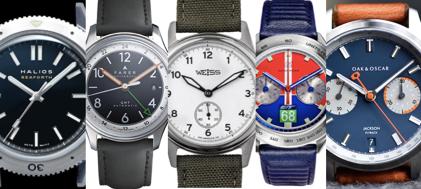The Micro-Brand Watches You Need toKnow